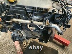 Vauxhall Astra H Zafira B 1.9 CDTI Z19DT Engine With Injectors and Pump 120bhp