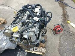 Vauxhall Astra H / Zafira B / Vectra C 1.9cdti (150) Complete Engine Z19dth