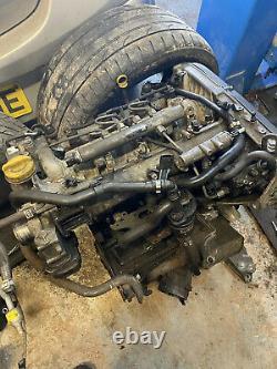 Vauxhall Astra H / Zafira B / Vectra C 1.9cdti (150) Engine Z19dth