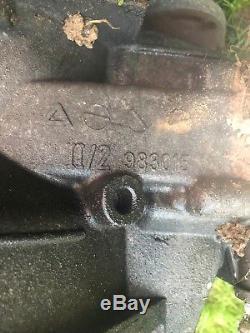 Vauxhall Astra MK5 H / Zafira B / Vectra 1.9 Cdti 6 Speed Manual Gearbox M32