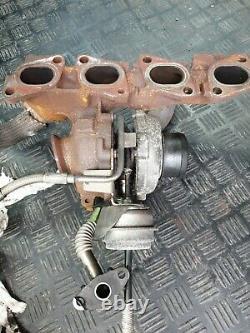 Vauxhall Astra Vectra Zafira 1.9cdti 150BHP Turbocharger & Manifold Z19DTH