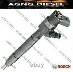 Vauxhall Astra Vectra Zafira Saab 1.9cdti Reconditioned Fuel Injector 0445110243