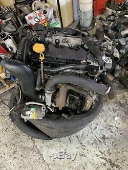 Vauxhall Astra / Zafira 1.9 Cdti Z19DT Complete Engine 120bhp 100k