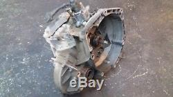 Vauxhall Astra Zafira Vectra 1.9 CDTI M32 6 speed gearbox 55192042