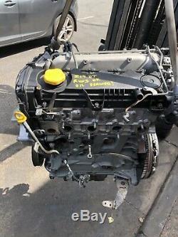 Vauxhall Astra Zafira Vectra 1.9 Cdti 8v 120bhp Z19DT Engine Approx 65k