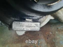 Vauxhall Astra Zafira Vectra Turbo Charger 1.9 CDTI 120BHP GARRETT 55205179