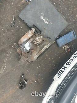 Vauxhall Astra Zafira vectra 1.9 cdti M32 6 speed gearbox