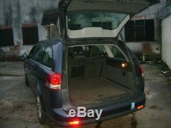 Vauxhall Design Vectra Estate Cdti 150 Bhp 2008