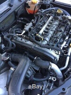 Vauxhall Saab Astra Vectra C Zafira B Signum 1.9 16v Cdti Engine Z19DTH 04 09