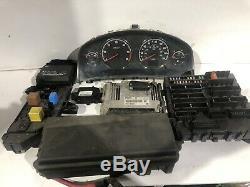 Vauxhall Signum Vectra C 1.9cdti Ecu Kit Remaped To 200bhp 0281012534 Z19DTH