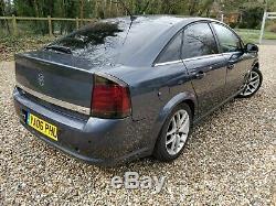 Vauxhall Vectra 1.9 CDTI 2006 107000 miles