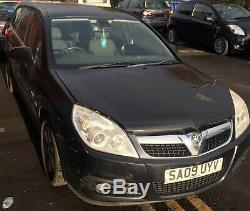 Vauxhall Vectra 1.9 CDTI Estate Spares or Repair