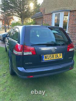 Vauxhall Vectra 1.9 CDTI Exclusive Estate 8v 120ps Reg. Date 05-09-08