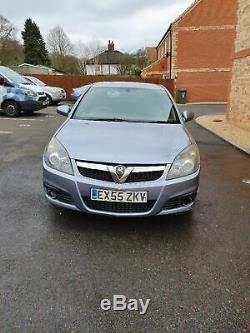 Vauxhall Vectra 1.9 CDTI SRI 120