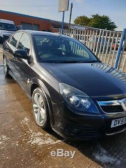 Vauxhall Vectra 1.9 CDTI SRI 150 BLACK LOW MILES