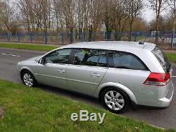 Vauxhall Vectra 1.9 CDTi 16v Design 2007 Auto FSH