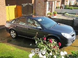 Vauxhall Vectra 1.9 CDTi Diesel 2007