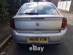 Vauxhall Vectra 1.9 SRI (150) CDTI 2008 124k