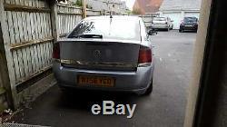 Vauxhall Vectra 1.9 SRI CDTI 150bhp