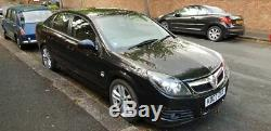 Vauxhall Vectra 1.9 SRI CDTI Black 2007
