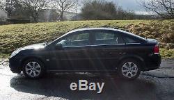 Vauxhall Vectra 1.9 cdti Exclusive 6 Months MOT FSH HPi Half Leather 5 Door