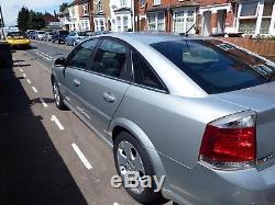 Vauxhall Vectra 1.9CDTI (Elite) Sat Nav