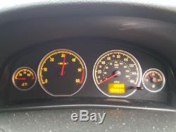 Vauxhall Vectra 1.9cdti 150 exclusive