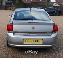 Vauxhall Vectra 1.9cdti Exclusiv