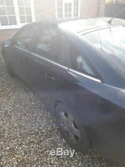 Vauxhall Vectra 1.9cdti exclusive