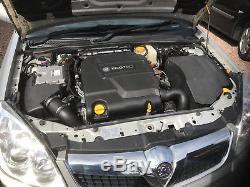 Vauxhall Vectra 3.0 CDTI Elite (Isuzu V6 engine)