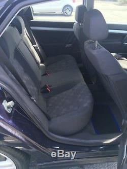Vauxhall Vectra 3.0 V6 CDTi