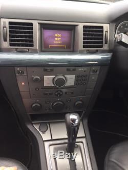 Vauxhall Vectra 3.0 litre V6 CDTi Elite Spec Automatic
