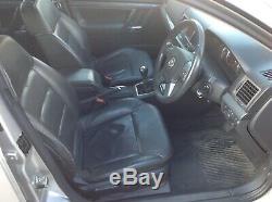 Vauxhall Vectra 3.0CDTI Elite 2005