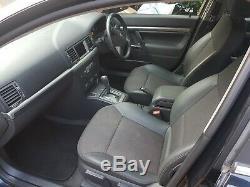 Vauxhall Vectra 58 Plate Black Automatic Exclus Cdti 150 MOT Oct 2020 138K miles