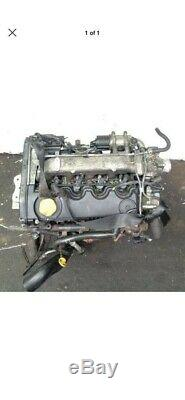 Vauxhall Vectra Astra Zafira 1.9cdti Engine 08