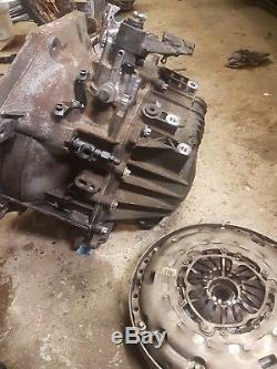 Vauxhall Vectra Astra Zafira M32 gearbox 1.9cdti + dual mass flywheel & clutch