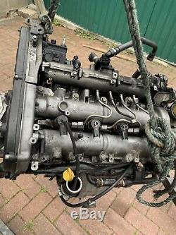 Vauxhall Vectra Bare Engine Z19DTH 1.9 CDti 150 astra Zafira Saab 89k Miles