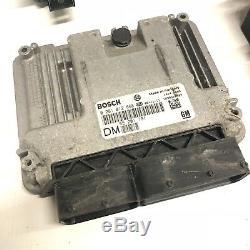 Vauxhall Vectra C 05-2008 1.9Cdti Z19DTH Complete ECU Kit 0281012868 (FreeP&P)
