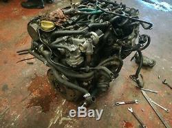 Vauxhall Vectra C 1.9 CDTI 150 BHP Engine Complete