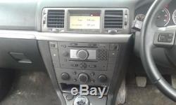 Vauxhall Vectra C 1.9 Cdti 2.2 Direct Cd70 Navi Sat Nav Screen And CD Player