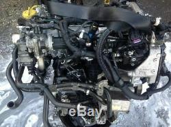 Vauxhall Vectra C 1.9cdti Z19dth Complete Engine 71,000 Miles