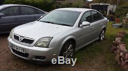 Vauxhall Vectra C (2004) SRI 1.9 CDTI Spares or Repair