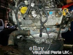 Vauxhall Vectra C 3.0 CDTI V6 2958cc Z30DT Engine 50383