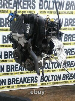 Vauxhall Vectra C Astra H 1.9 Cdti Complete Engine With Turbo 150 Bhp Z19dth