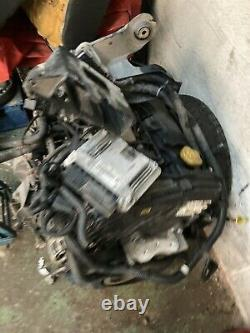 Vauxhall Vectra C / Astra H / Zafira 1.9cdti Complete Engine Z19dt 120 Bhp
