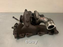Vauxhall Vectra C Astra Zafira 1.9 Cdti Turbo Charger Z19dth 2004-2009