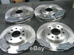 Vauxhall Vectra C Signum 1.8 2.0 Dti Cdti Brake Disc & Pads Front & Rear