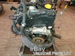 Vauxhall Vectra C Signum 1.9 CDTI 8V 120 Z19DT Engine 56353