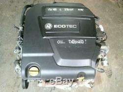 Vauxhall Vectra C Signum Sri 3.0 V6 Cdti Z30dt Diesel Engine + Turbo 2002-2009