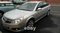 Vauxhall Vectra Design CDTi 1900cc 150PS DEC 2008 10 Months MOT + History